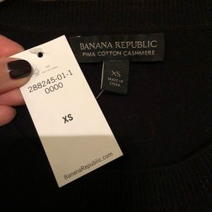 NWT Banana Republic sweater